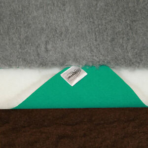 VET FLEECE Dog Bed Greenback Whelping Fleece Puppy Pro Bedding | FREE Delivery