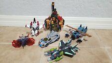 lot of 6  transformer toys
