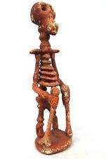 Art Africain Arts Primitifs - Spectaculaire Squelette Tiv - Nigéria - 41 Cms +++