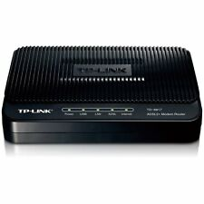 TP-LINK TD-8817 DSL ADSL2+ Wired Network Ethernet USB Modem Router Combo 2-in-1