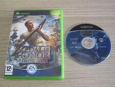 Medal Of Honor: Rising Sun - PAL - Microsoft XBOX Game - Boxed