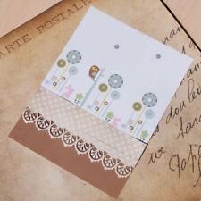 Lace Border Metal Cutting Dies Stencil Scrapbook Card Paper Embossing Craft WL