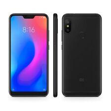 Móviles y smartphones negros Xiaomi con 64 GB de almacenaje