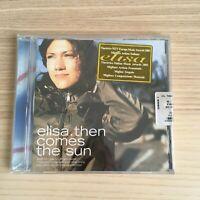 Elisa - Then Comes The Sun - CD Album - 2001 Sugar - Prima Stampa - Sigillato!