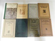 47 antiquarische Schul- und Lehrbücher Sachbücher