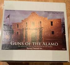 "Barzso ""Guns of the Alamo"" boxed set"
