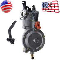 New 170F LPG Conversion Dual Fuel Carburetor set for GX200 Generator Propane US