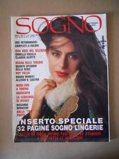 SOGNO 65 1988 Rivista di Fotoromanzo edizioni LANCIO [G790]