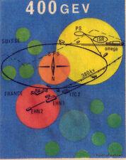 Yt1908 ACCELERATEUR DE PARTICULES  FRANCE  FDC Enveloppe Lettre Premier jour