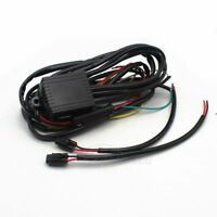 DRL Daytime Running Light On-Off Dimmer Dimming Relay Control Switch Harness 12V