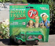 1999 Golden Wheel Bottle Truck Evolution 7Up 1947 Delivery Truck DCM/Plastic MOC