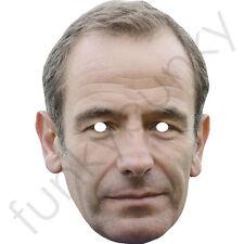 Robson Green Célébrité Carte Masque-toutes nos masques sont pré-découpées! ***
