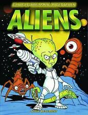 Glow in the Dark: Aliens (Glow in the Dark Adventures), New, Arcturus Publishing