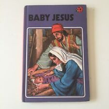 Vintage Retro 1960s 60s 1961 Ladybird Baby Jesus childrens kid book - MINT