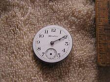 Antique Hampden Antique Pocket Watch Movement