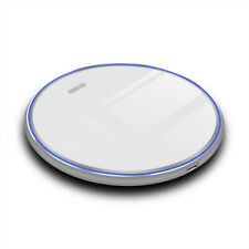 US 15W Fast Qi Wireless Charger Charging Pad Mat For i Phone 11 11Pro 8 X XS XR