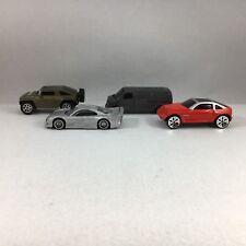 Maisto Cars 1/64 - Chevrolet Express Van,  Mercedes CLR, Jeep Jeepster, Hummer