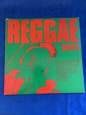 Gregory Isaacs Live-Reggae Greats -Island Records/Mango w/ insert
