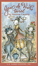 Joie de Vivre Tarot Deck Cards New In Box by Paulina Cassidy Fairy Us Games