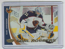 06/07 UD Power Play Atlanta Thrashers Kari Lehtonen Goal Robbers card #GR2