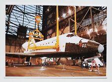 NASA Kennedy Space Center Postcard