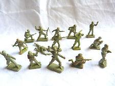 STARLUX - Lot de 15 militaires en plastique 35mm à peindre - Lot 3