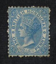 CKStamps: GB British Honduras Stamps Collection Scott#4 Unused NG