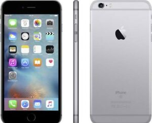 Apple iPhone 6s - 64GB - Grau Space Grey ( Ohne Simlock) Smartphone wie NEU