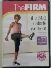 THE FIRM: 500 CALORIE WORKOUT [DVD, NEW] FREE SHIPPING
