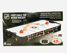 """NHL Fury Table Top Air Powered Hockey Game 38"""", Includes Two Pushers.."""