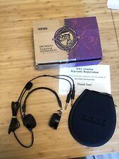 TELEX AIRMAN 850 ANR Headset p/n 301317-000 Pilot, In Box