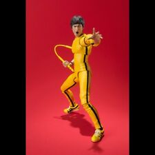 -=] BANDAI - Bruce Lee SH Figuarts yellow suit [=-