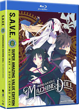 Unbreakable Machine-Doll: Complete Series - Save 704400 (Blu-ray Used Very Good)