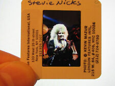 More details for original press promo slide negative - fleetwood mac - stevie nicks - 1980s - b