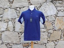 FRED PERRY.  Short sleeve polo shirt. 100% Cotton. BNWT.  Size 38. Laurel Wreath