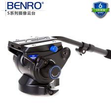 Benro S6 Video Head 13.2lbs Max Load Capacity