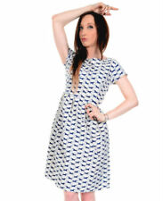 Unbranded Women's Cotton with Cap Sleeve Dresses