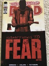 Walking Dead 98 NM to NM+ First Dwight Death Abraham Image Comics Negan