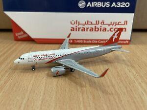 Air Arabia A320 1:400 (Reg A6-AOA) GJABY1436 Gemini Jets