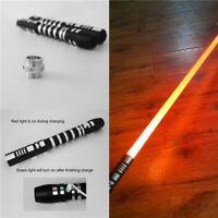 Star Wars 16 Colors Lightsaber Sword Metal Hilt Original Sound Cosplay Prop