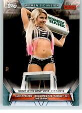 2019 WWE Womens Division #77 Alexa Bliss