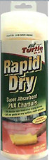 NEW Turtle Wax Rapid Dry EXTRA LARGE Chamois TW139