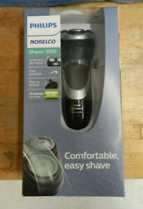 NEW PHILLIPS Norelco 3150 Cordless Electric Shaver Trimmer 4 Direction Flex Head