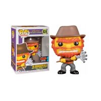 EVIL GROUNDSKEEPER WILLIE The Simpsons Treehouse 2019 NYCC Funko POP! #824 NEW