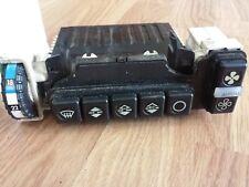 1986-1989 MERCEDES CLIMATE CONTROL 560SL W107 560SEL 560SEC   1078302785