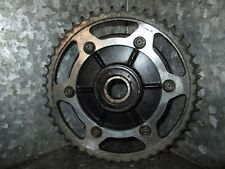 YAMAHA YZF 600 R THUNDERCAT 1998 REAR SPROCKET AND CARRIER 47 TOOTH   (BB2)