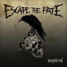 Escape The Fate - Ungrateful - Deluxe Edition (NEW CD+DVD)