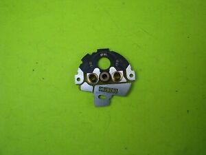 """1 x Fleischmann Motorlagerschild 504727 """" Massefrei """" (4)"""