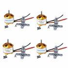 Feichao A2208 2208 Brushless Motor 1100KV 1400KV 1800KV 2600KV For RC Airplane