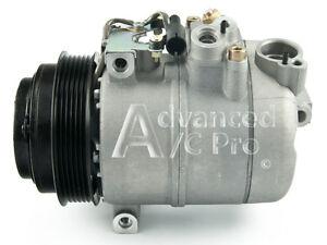 New AC A/C Compressor Fits: Mercedes Benz C220 C230 C280 C36 AMG See Chart